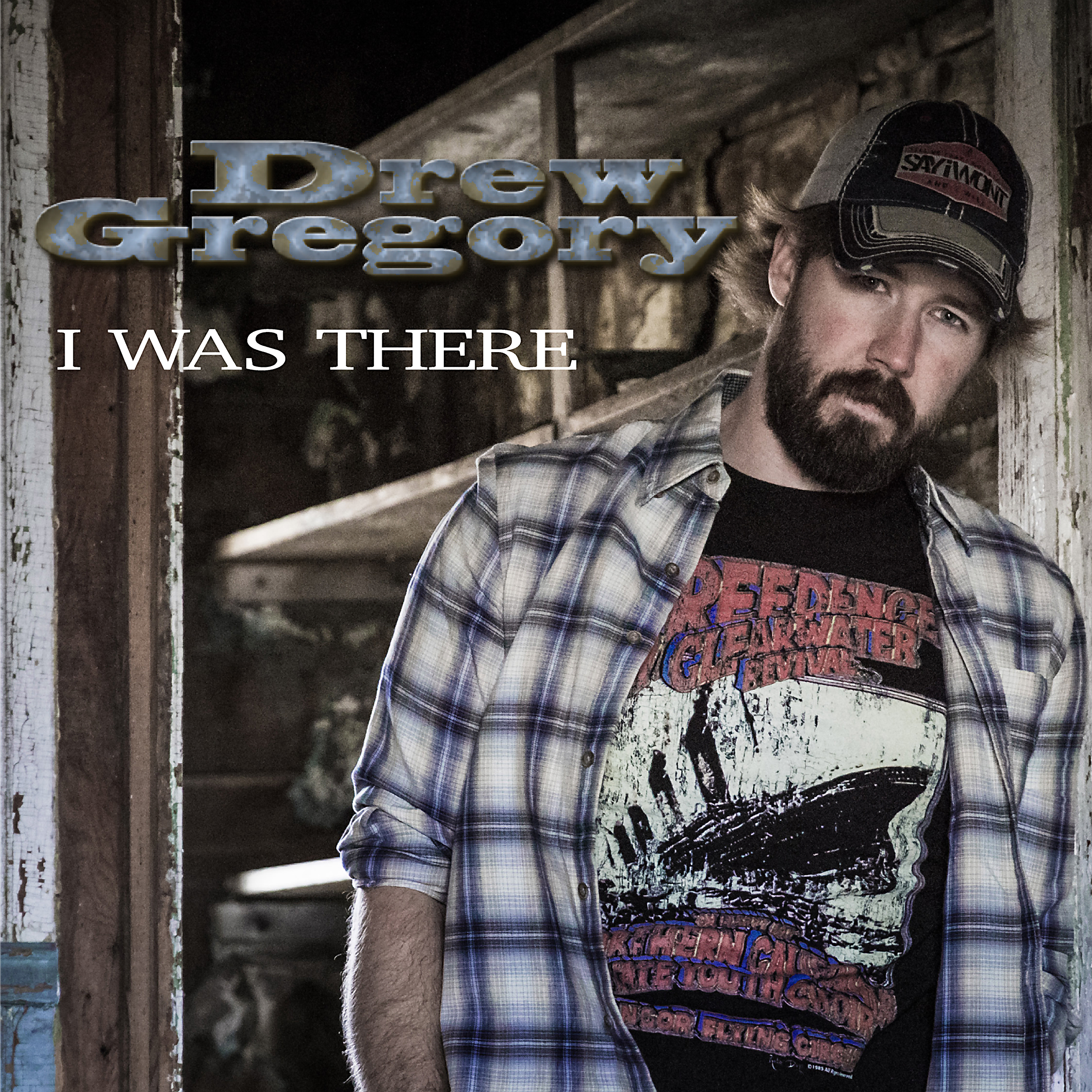 Drew-Gregory I was There