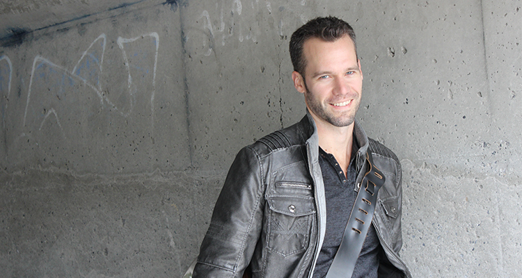 Chad Brownlee - Top Country Charts - 2017 JUNO Nominated Artists