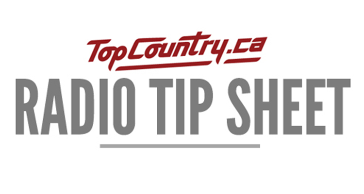 Top Country Tip Sheet