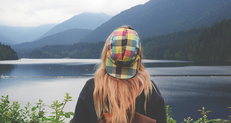 Backpacking in Canada