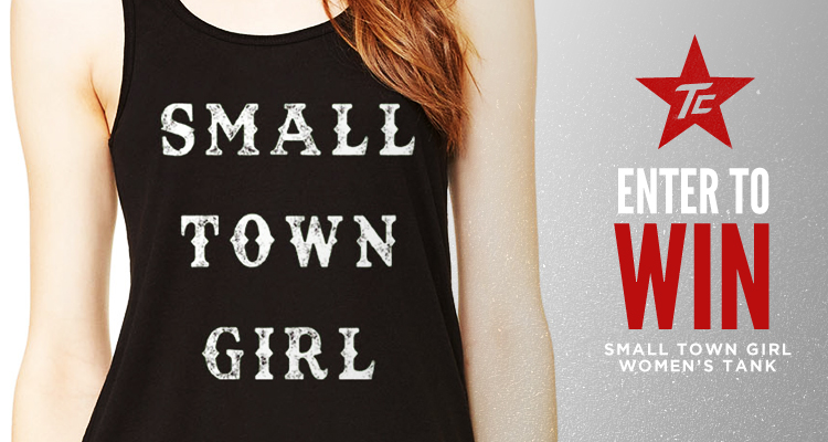 Top Country Merch - Country Tank Top - Contest