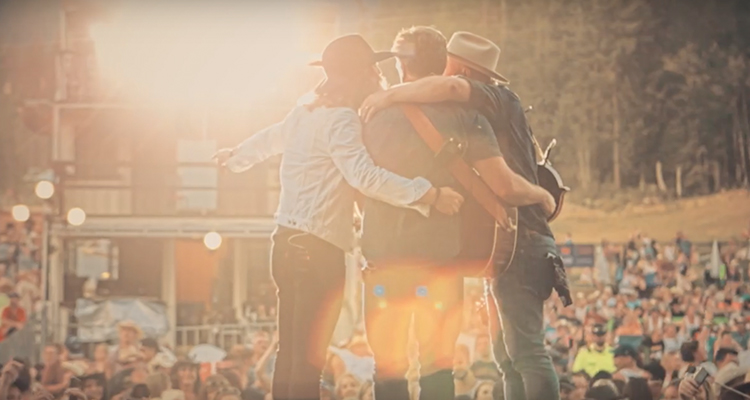 The Washboard Union Shine Music Video