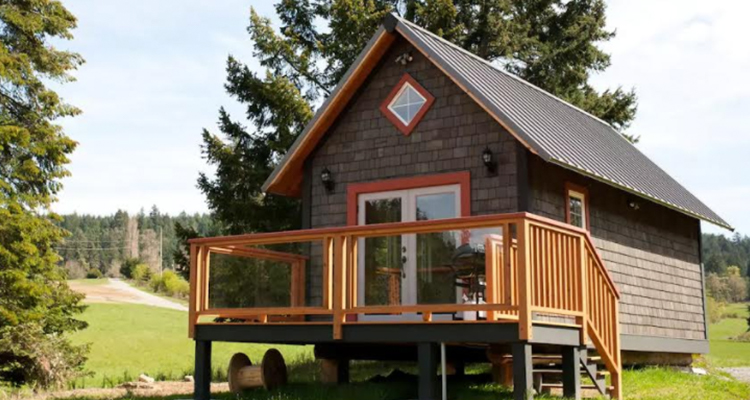 Duncan British Columbia Barn Airbnb