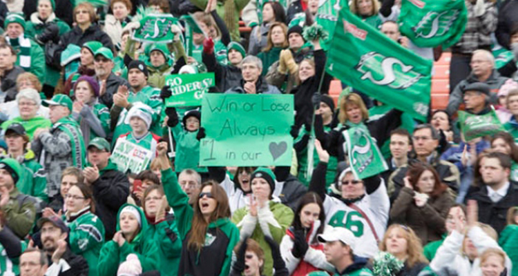 Roughriders Game - Road Trip Planner Canada Fall