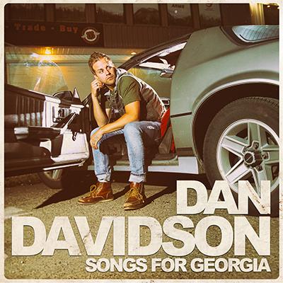 Dan Davidson Songs for Georgia