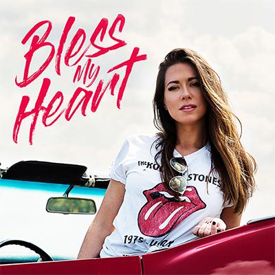 Vanessa Marie Carter Bless My Heart