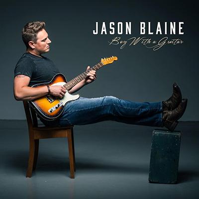 Jason Blaine Boy With A Guitar
