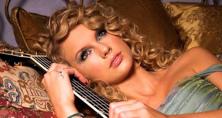 Taylor Swift - Teardrops on my guitar video - top country songs