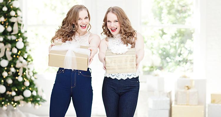 Twin Kennedy - Christmas Stocking Stuffers