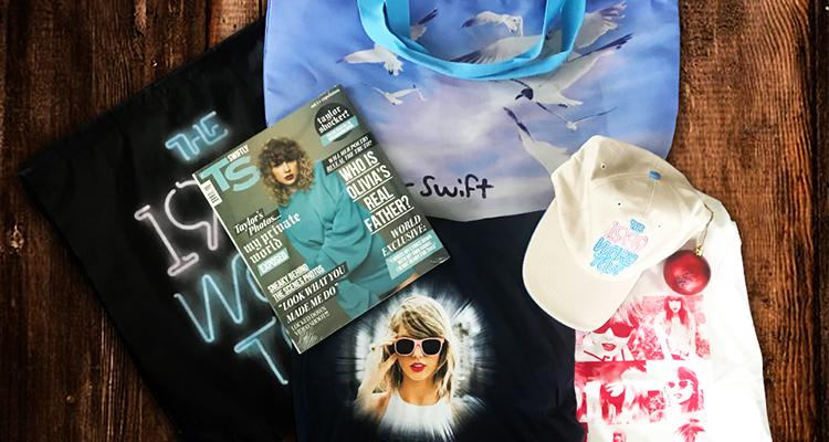 Taylor Swift Merch
