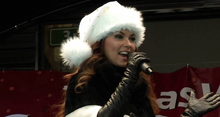 country christmas songs