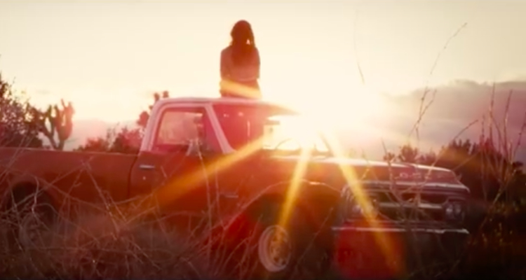 Hunter Brothers - Those Were The Nights video - sunset