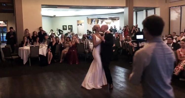 Leaving Thomas Wedding Annika