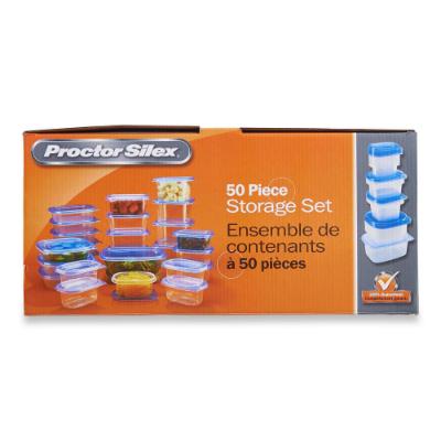 Proctor Silex Food Storage Set