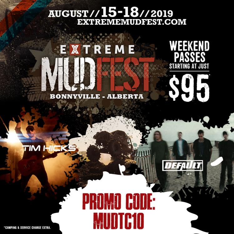 MudFest 2019