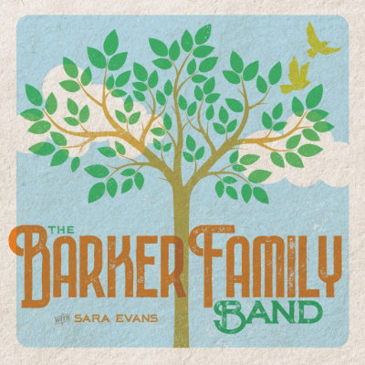 The Barker Family Band with Sara Evans