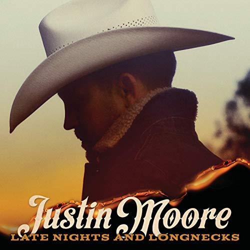 Justin Moore - Late Nights And Longnecks