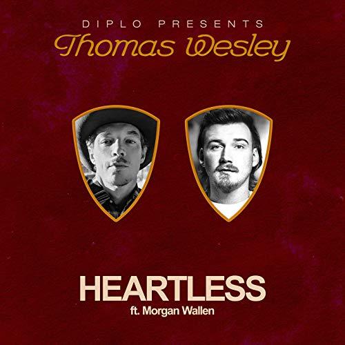 Diplo (feat. Morgan Wallen) - Heartless