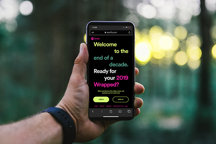 Spotify 2019 Wrapped - How to Get