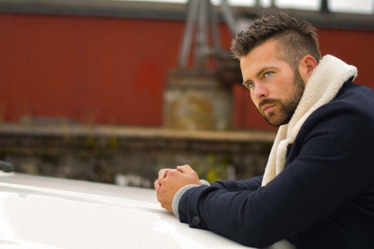 Daniel Borge publicity photo