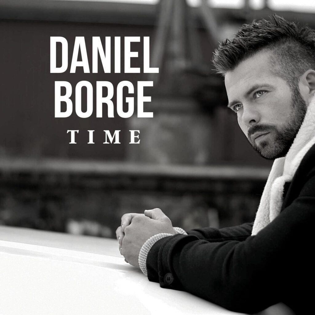 "Daniel Borge single artwork for ""Time"""