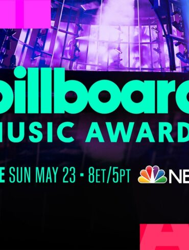 Billboard Music Awards graphic 2021