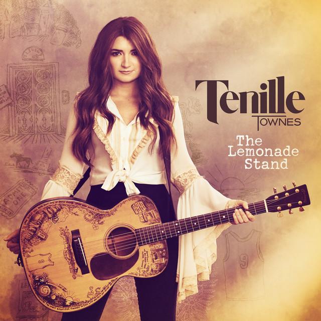Tenille Townes album artwork for The Lemonade Stand