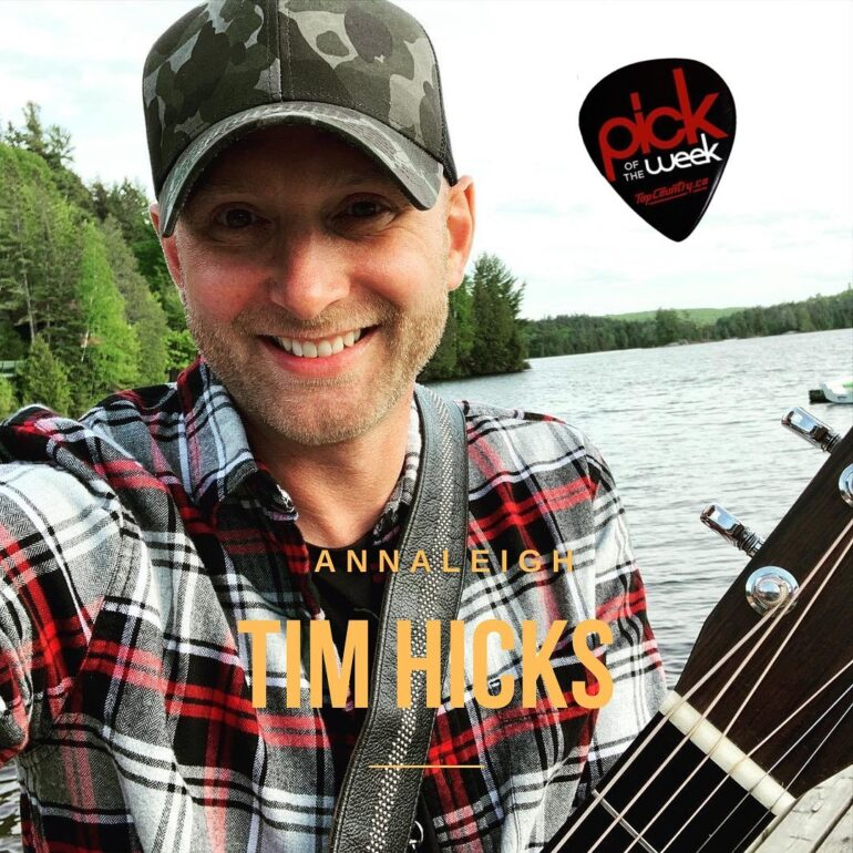 """Pick of the Week Tim Hicks """"Annaleigh"""""""