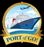 Port of Go! Cruise, Destination, and Travel Showcase Logo