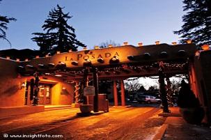 LaPosada Resort in Santa Fe
