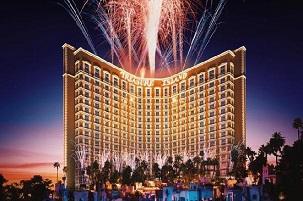 Treasure Island Hotel in Las Vegas