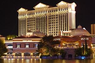 Caesars Palace Resort in Las Vegas