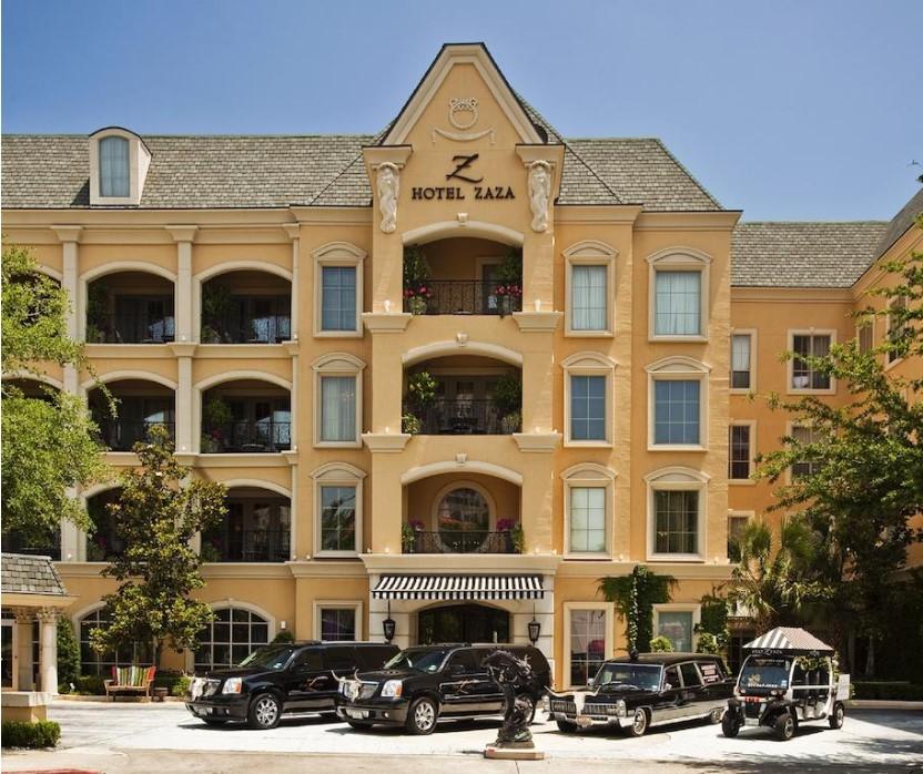 Hotel ZaZa in Dallas