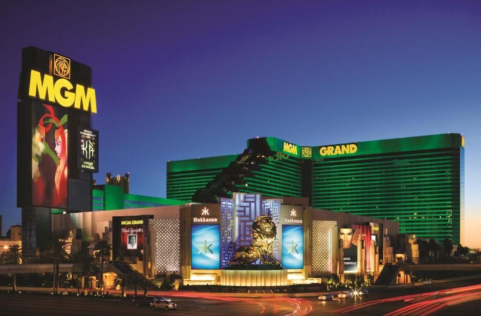 MGM Grand in Las Vegas
