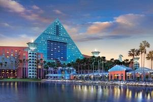 Walt Disney Dolphin