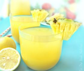 Pineapple passion Pats Exotic Beverages