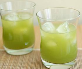 Cucumber Pats Exotic Beverages