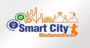 Smart city BBSR Logo