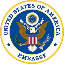 usa ambassy logo