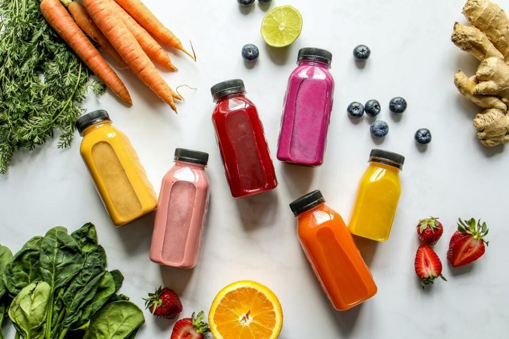 Cold Pressed Juices For Detox