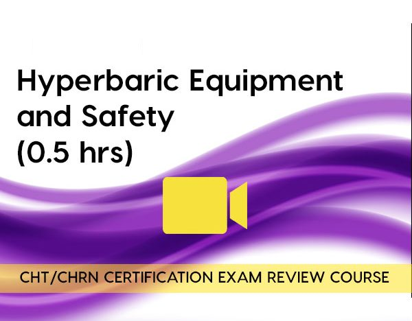 Fluorescent Lighting in Hyperbaric Facilities (0.5 hours) course image