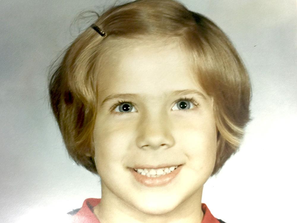 Betsy, age. 7.