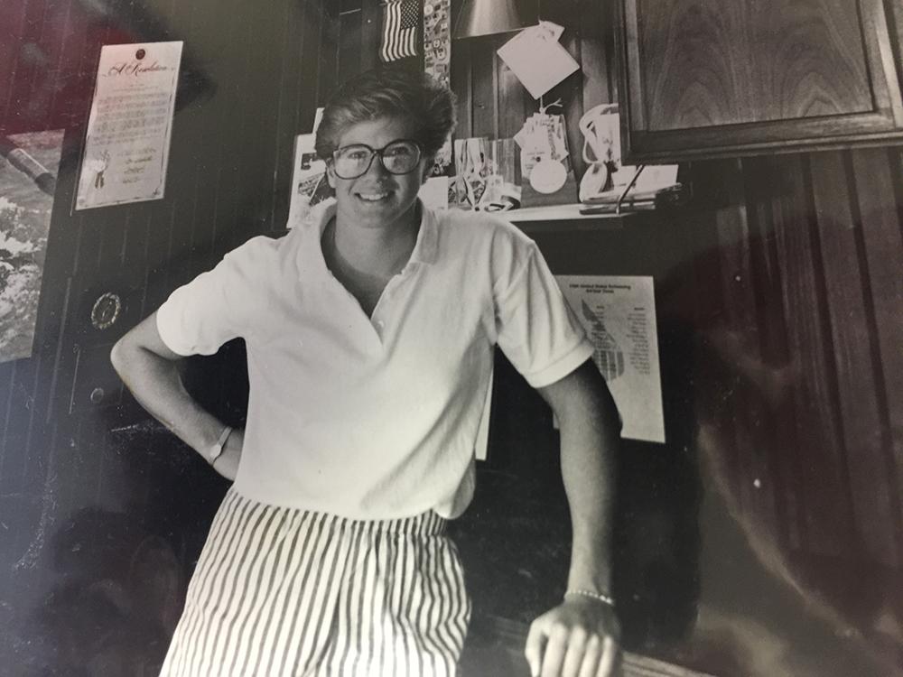 Betsy, Marietta, Ohio (1991).