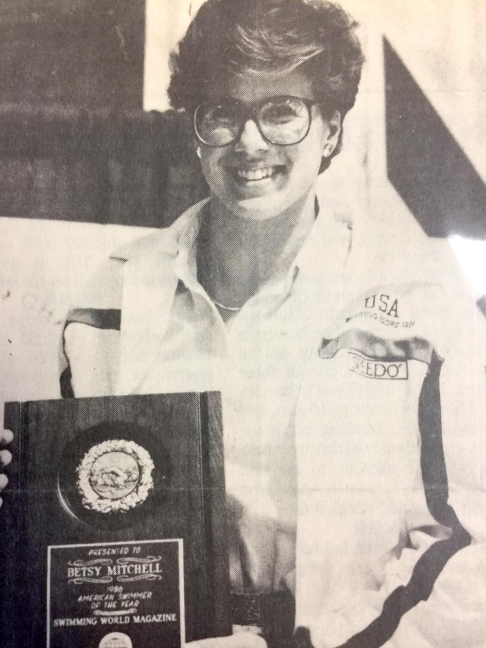 1986 World Championship Trials, in Orlando, Florida.