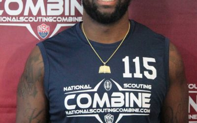 National Scouting Combine Interview: Kal-El Williams, RB from University of Charleston