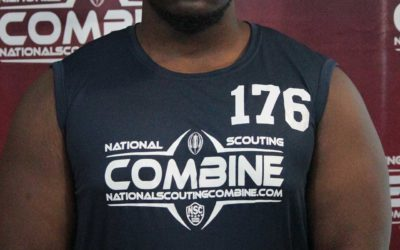 National Scouting Combine Interview: David Henderson, DL from Tuskegee University