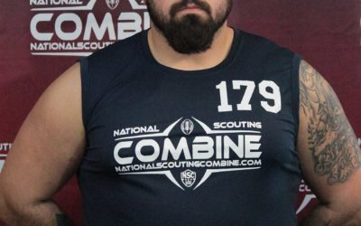 National Scouting Combine Interview with Ricardo Toriz, DL from Briar Cliff University