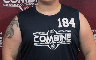 National Scouting Combine Interview: Wyatt French, OL from NC Wesleyan