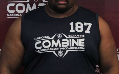National Scouting Combine Interview: Ardel Christian, DL from Trinity International