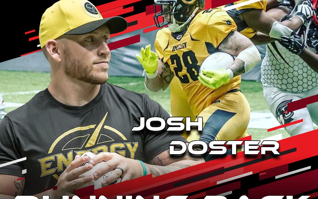 2021 National Scouting Combine Featured Athlete Josh Doster, RB from Carolina Energy (AAL)